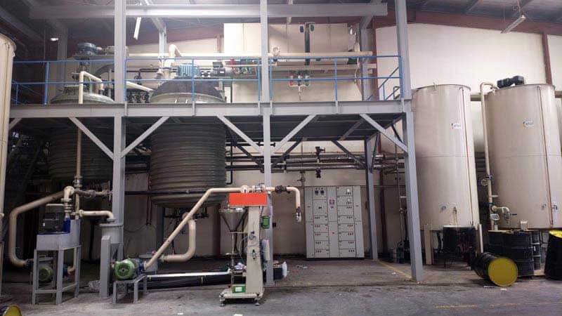 Grease Blending Plant India