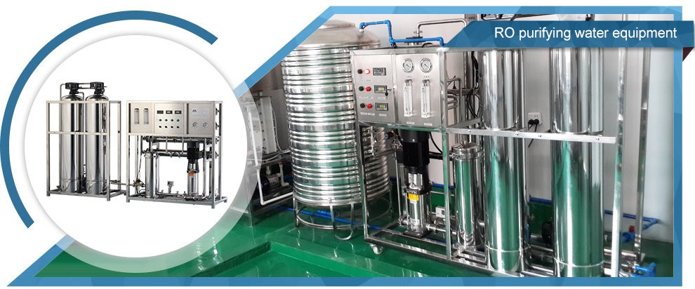 RO Purifying Water Equipment
