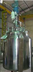 Jacketed-Chemical-Reactor