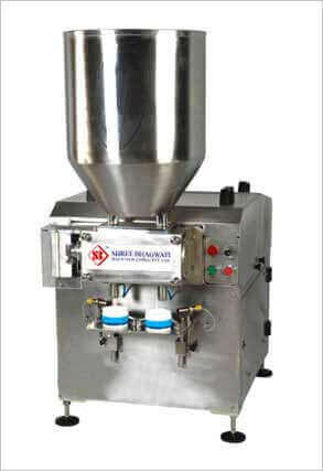 Semi Automatic Container Filling Machine Manufacturers India